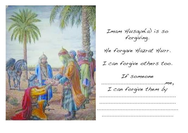 hurr-forgiveness