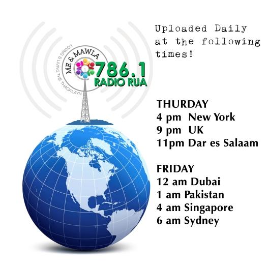 timings radio rua 2